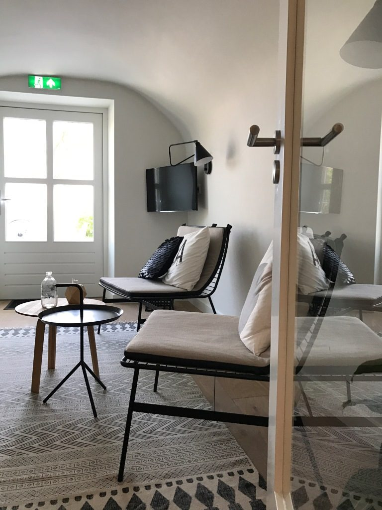Design B&B het Raadhuys Kessel - interieur lounge