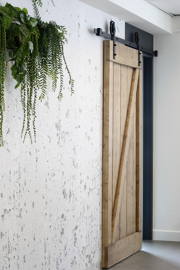 interieuradvies kantoor doetinchem - detail barn door